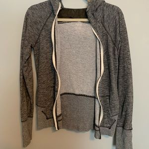 American Eagle zip up sweatshirt